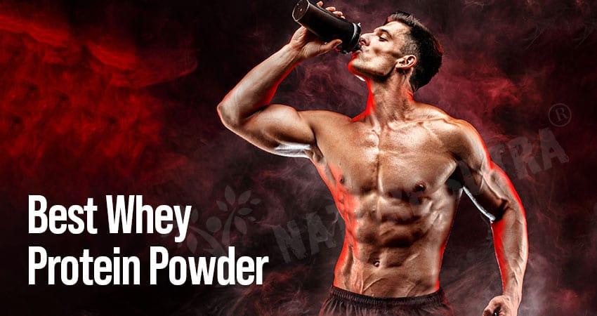 Whey Protein Powder: Best Whey Protein in India