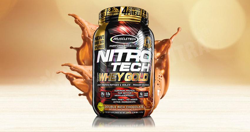 MuscleTech Performance Series NitroTech