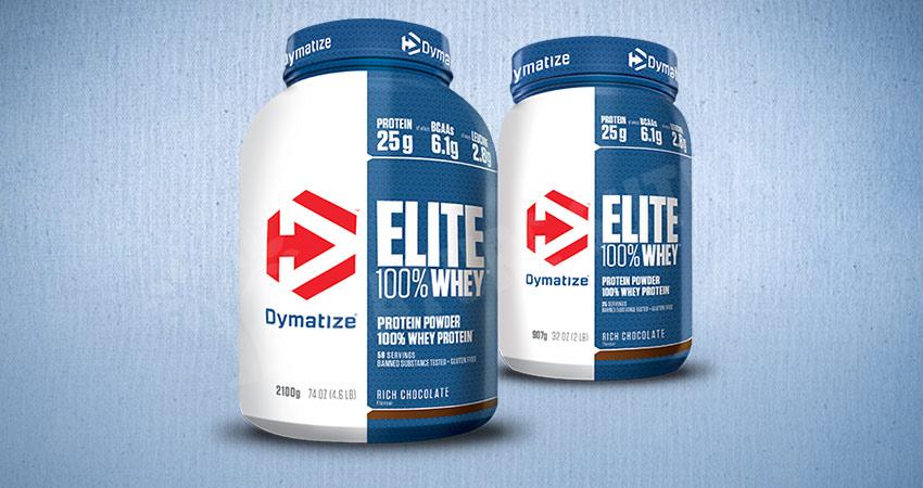 Dymatize Elite Protein Powder