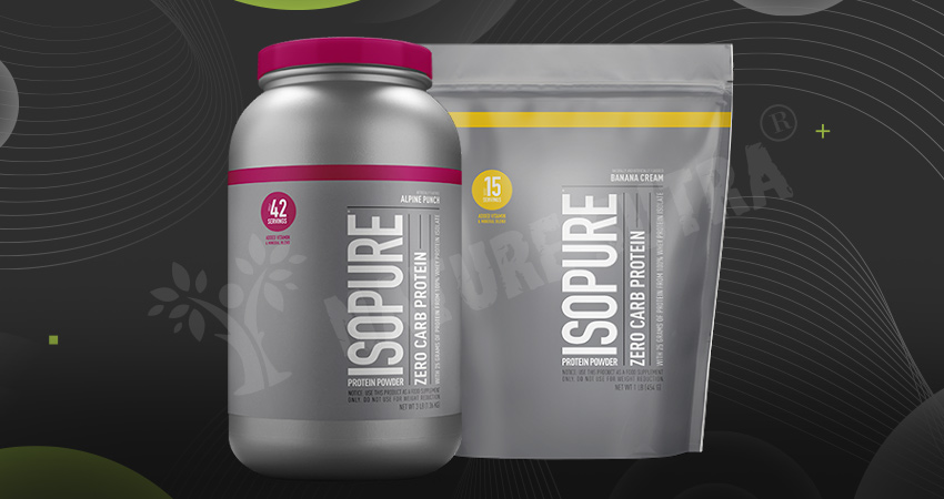 Isopure Low Carb Protein