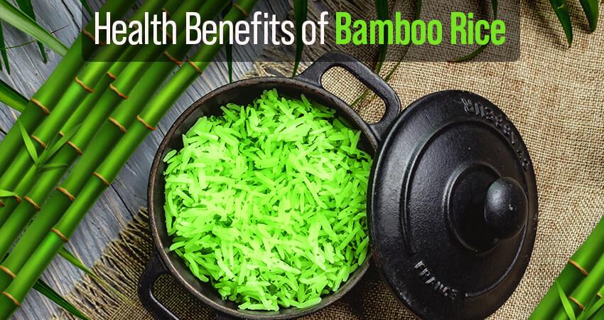 Health Benefits of Bamboo Rice