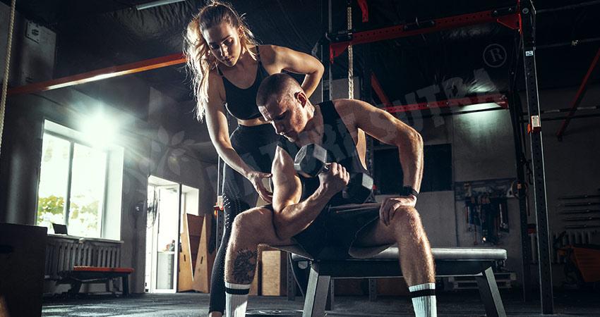 Concentration Curls - Best Biceps Workout