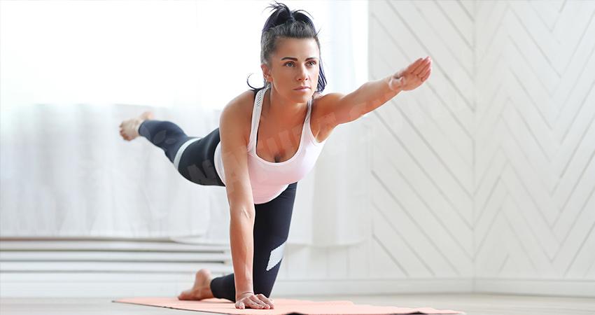Opposite Arm/Leg Lift Workout