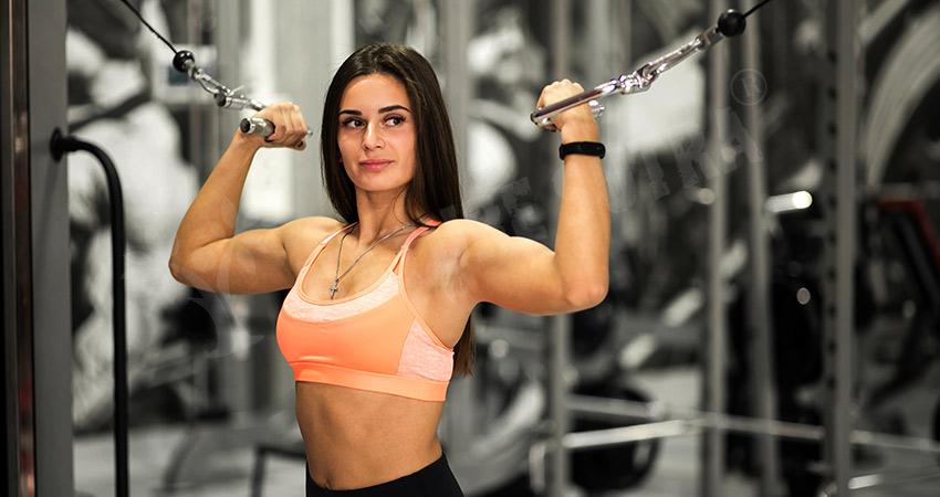 Strength Training Women Workouts
