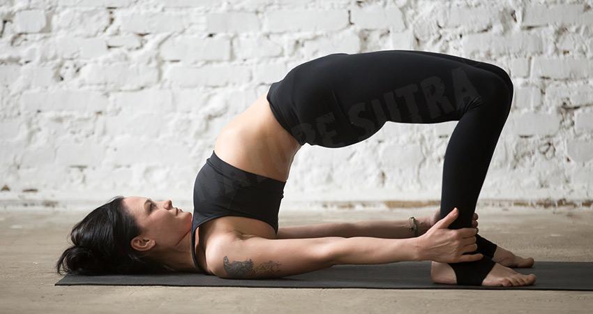 Bridge Exercises by Woman