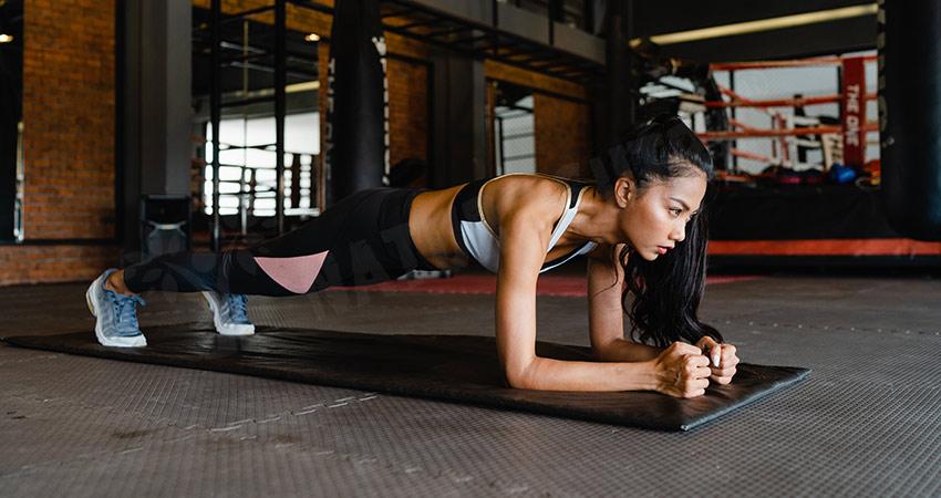 List of Planks Exercises