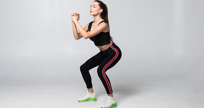 Squats and Leg Exercises