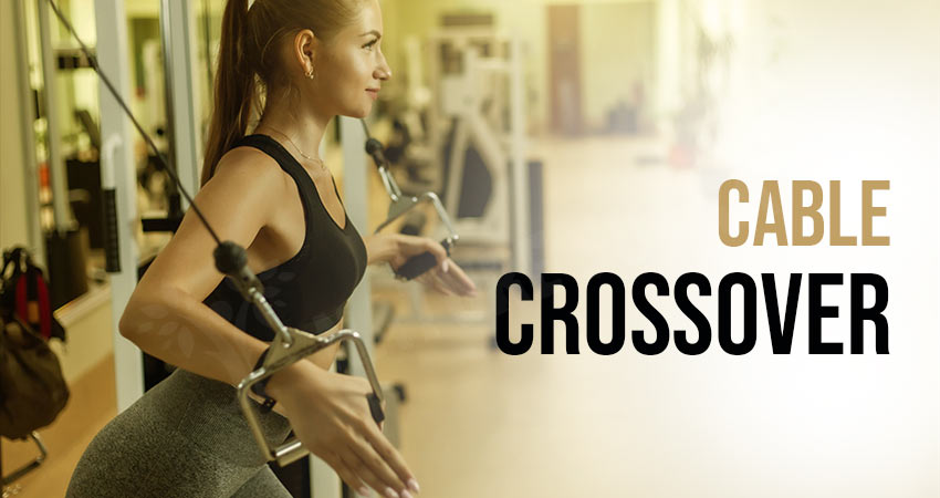Cable Crossover Workout for Lower Chest