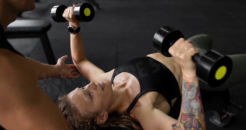 Decline Dumbbell Flye - Best Lower Chest Workout With Dumbbells