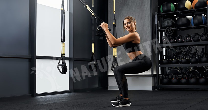 Lat Pulldown With Resistance Band