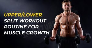 Upper/Lower Split - The Best Body Split Workout Plan and Routine