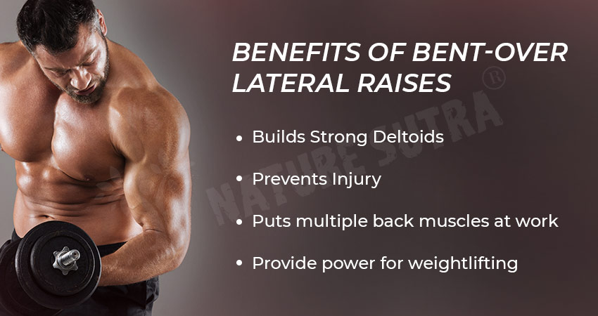 Benefits of Bent-Over Lateral Raises