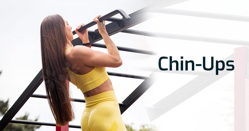 Chin-Ups Workout