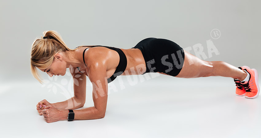 Plank To Reduce Belly Fat For Women