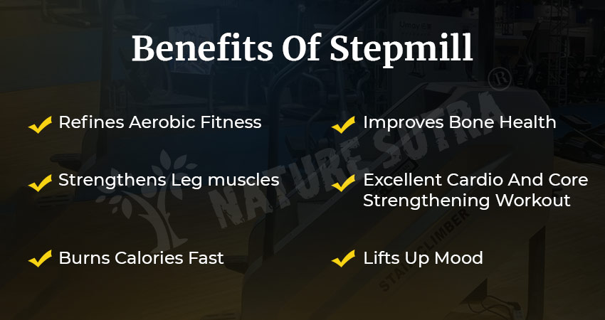Benefits Of Stepmill