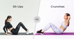 Sit-Ups Or Crunches, What's Better For You And Why?