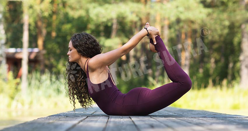 Dhanurasana Yoga: The Bowing Pose