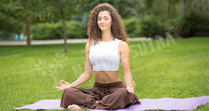 Relaxing Yoga Asanas With Names And Images