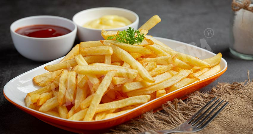 Fried Snacks - Foods You Should Never Eat