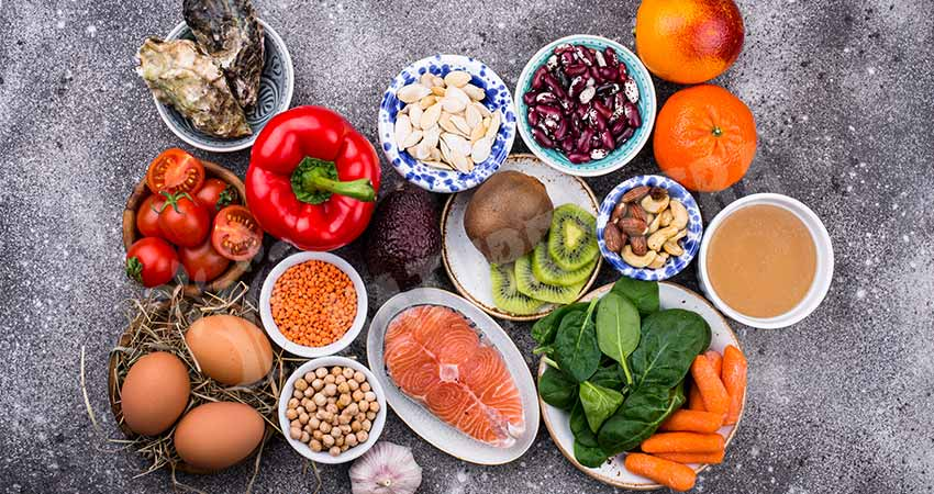 Consume a Protein-Rich Diet