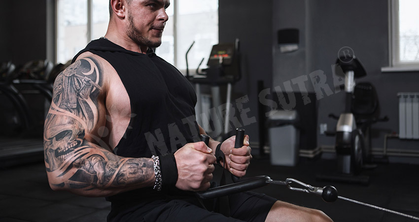 One-Arm Cable Row