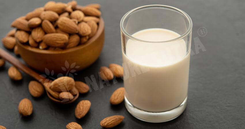 Almond Milk- A Nutrient-Dense Plant-Based Milk