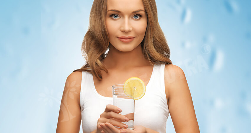 Lemon Water Is Purely Hydrating